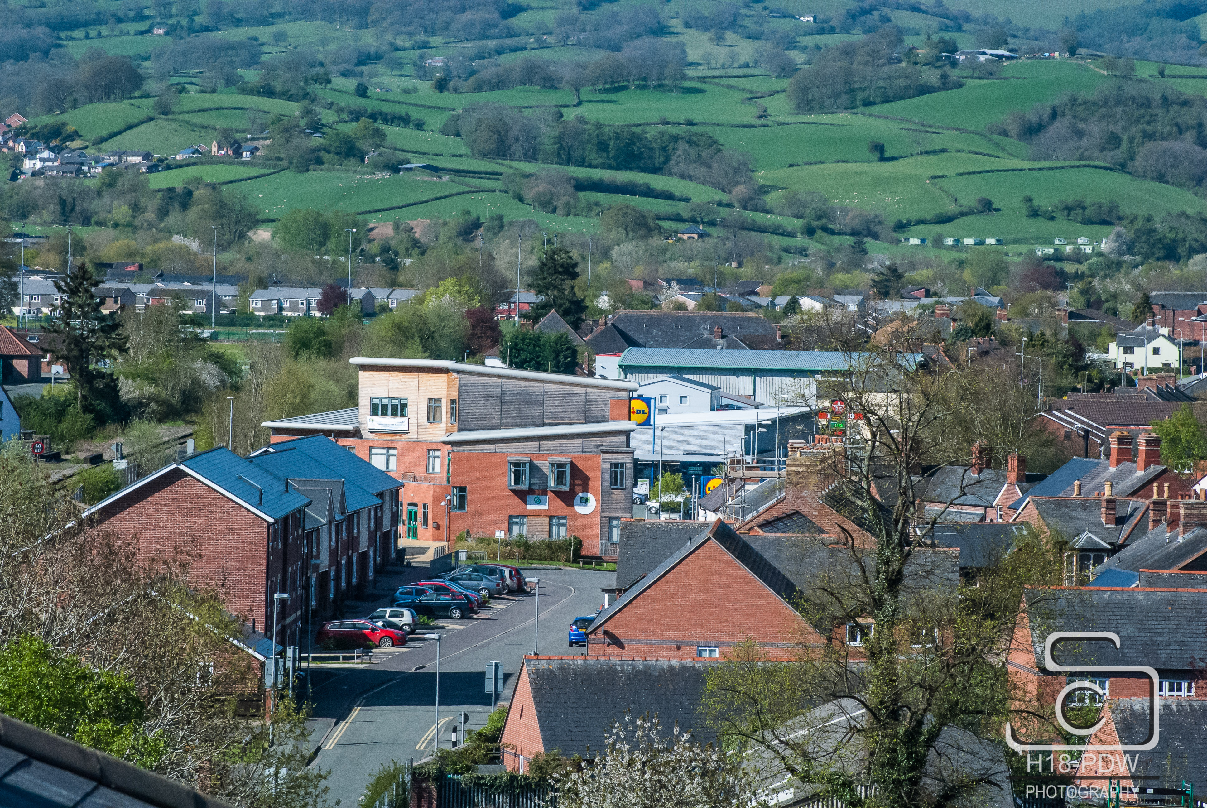 Mid Wales Housing Newtown Powys