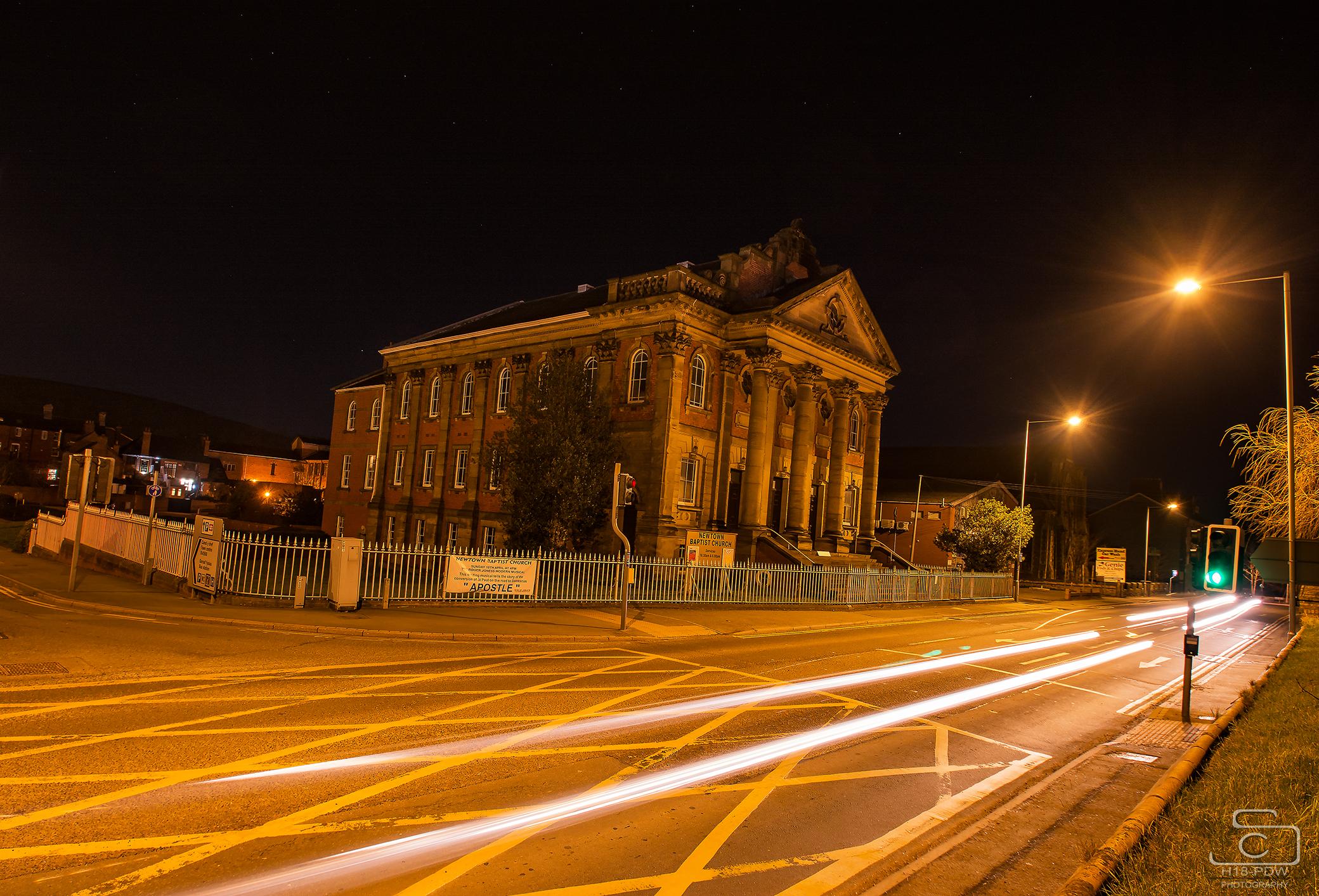 Baptist Church Newtown Powys
