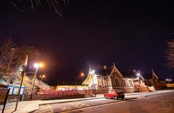 Newtown Powys Railway Station