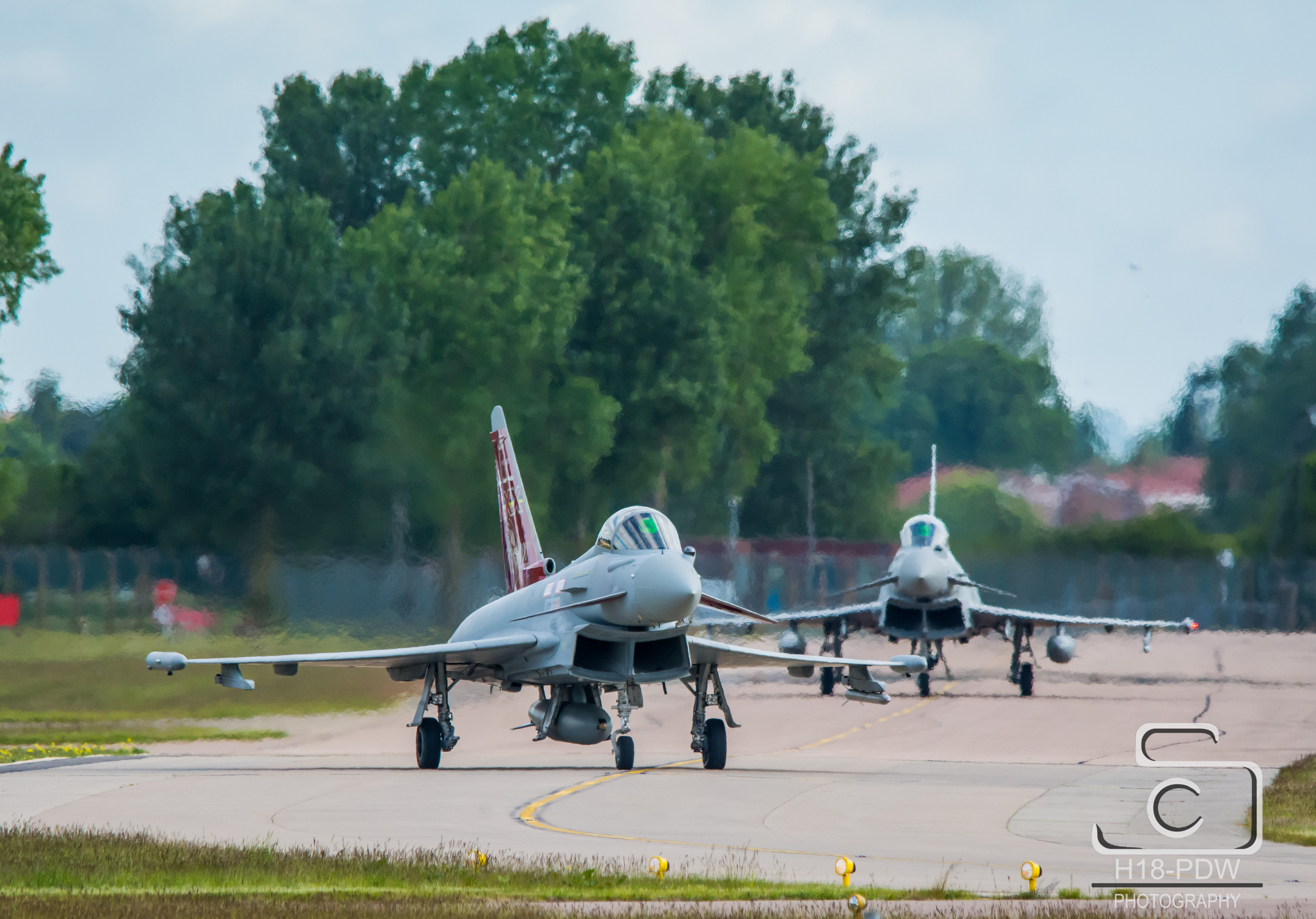 Typhoons Coningsby