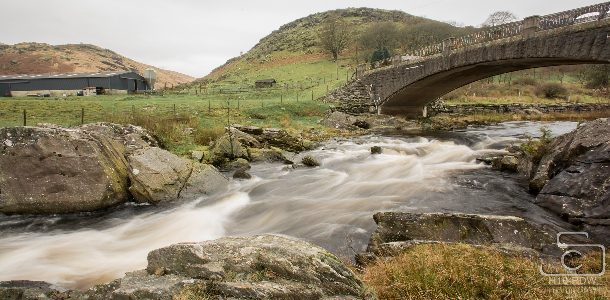 Elan Valley Slow Rivers