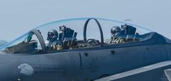 F15 Lakenheath.Cockpit Shot