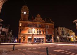 Town Clock Newtown Powys