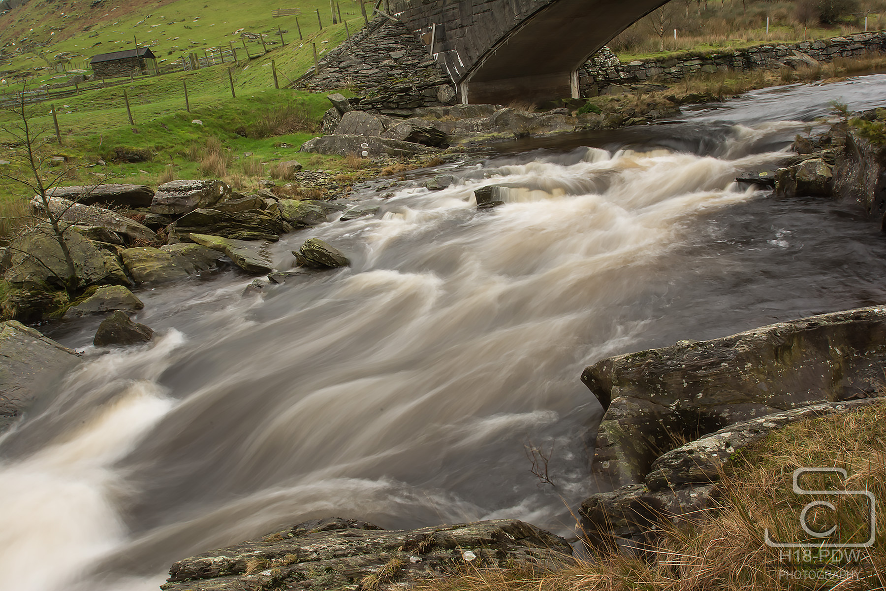 Elan Valley Slow River