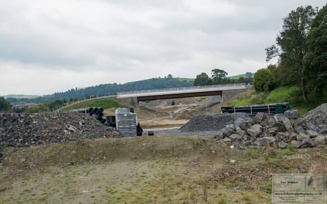 Newtown bypass Glandulas bridge