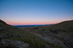 Sunrise Towards Snowdon