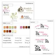 Graphic Design - Logos, Fonts & Colour Schemes