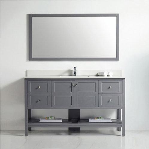 Bathroom Vanity (Single sink) 1160