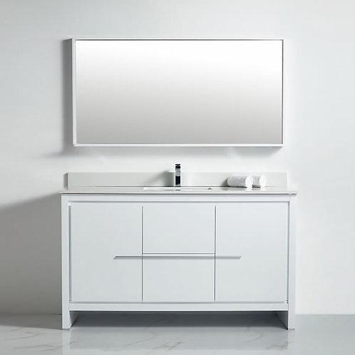 Bathroom Vanity (Single sink) 1060