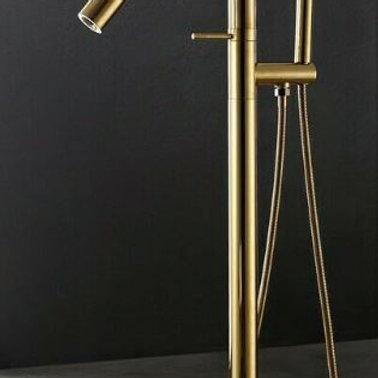Free standing tub faucet FSF-G14