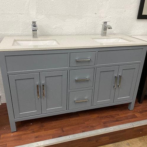 """60"""" Bathroom Vanity"""