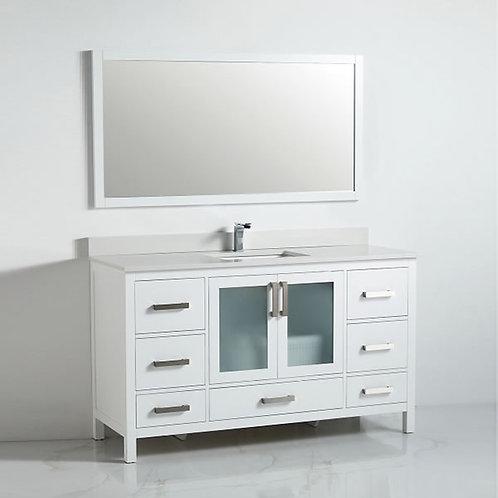 Bathroom Vanity 1360 (Single Sink)