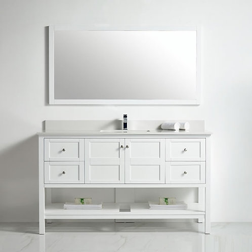 Bathroom Vanity (Single sink) 1160
