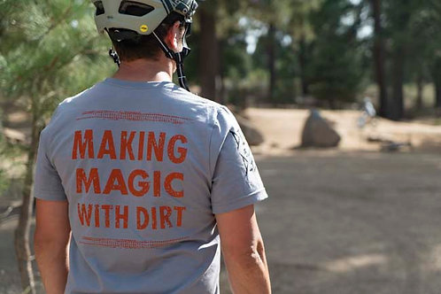 Making Magic with Dirt Shirt