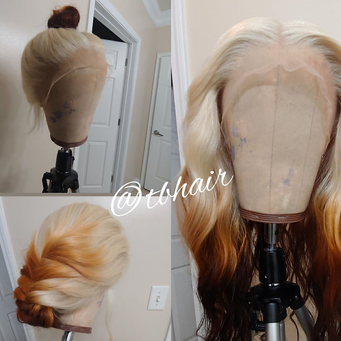 Full Swiss Lace Wig