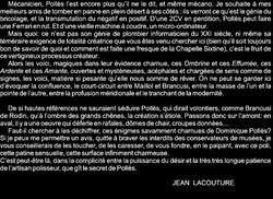 Jean Lacouture (suite et fin)