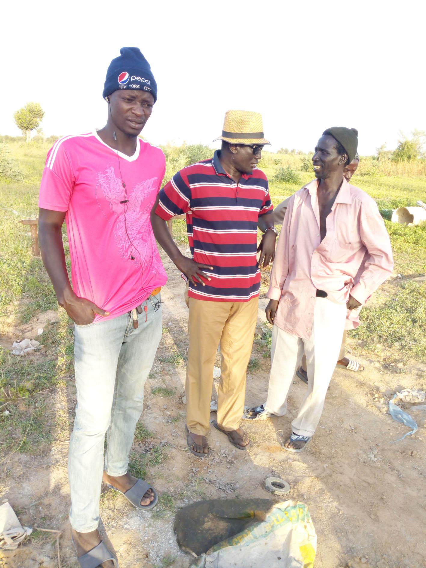 Adduction d'eau - Forage kani beye_4
