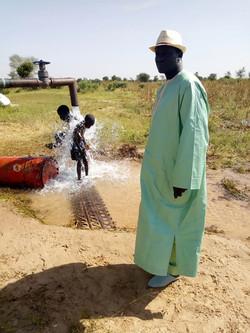 Adduction d'eau - Forage kani beye_3