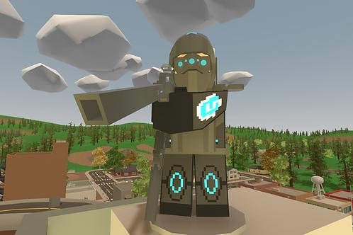 Futuristic Sniper