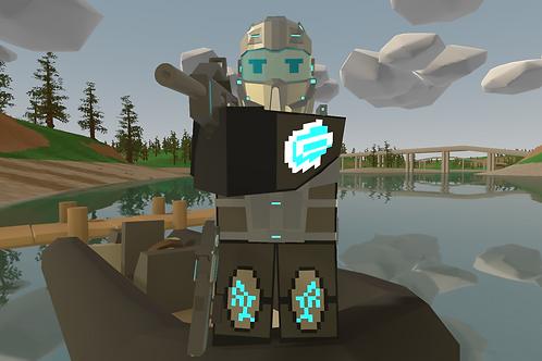 Futuristic Diver