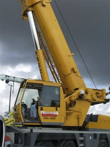 Precision Crane Amp Rigging Crane Rental Florida Crane
