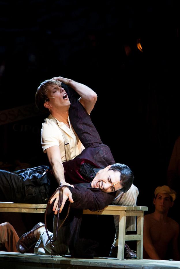 Thomas Mann-Vajda János - Mario és a varázsló (Operettszínház, 2011)