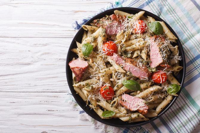 Pasta, la comida italiana que no es de Italia
