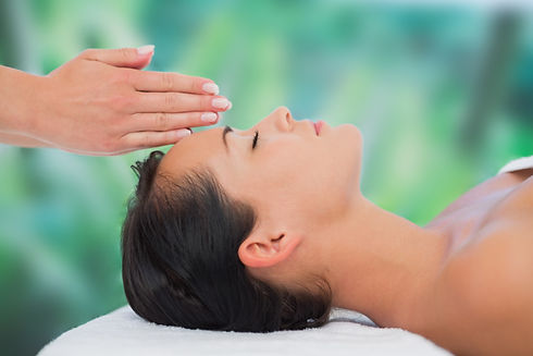 Chakra Energy Balancing - Reiki session to assist in releasing energy blockages in the chakra centers.