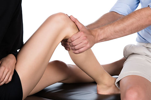Sports Massage for those who would also like stretches incorporated into their session to improve flexibility.