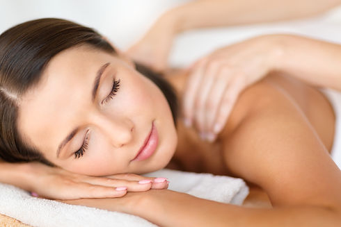 Relaxation Massage Luxurious Gently Ease Muscle Tension