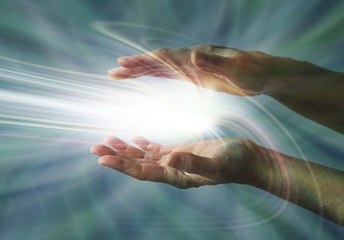 Quantum Healing - Focused energy healing session with profound effects.
