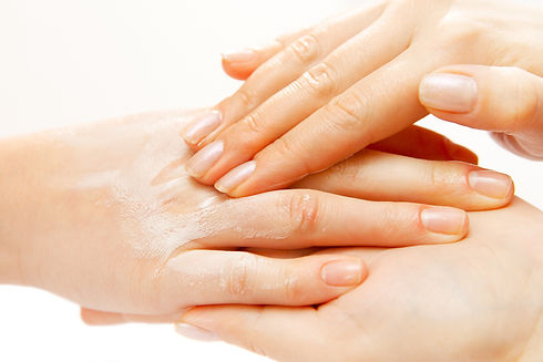 Handful of Love, Hand massage for those who spend too much time at a computer, using a cell phone or even golf.