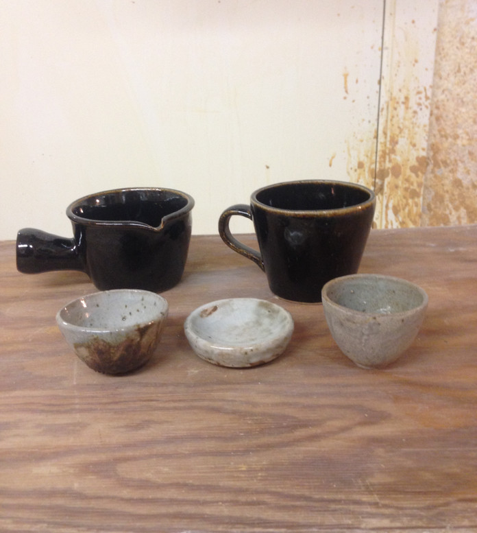 Some results from wood firing