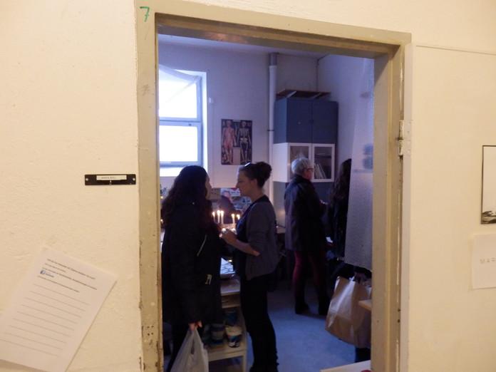 Open atelier day at Gustavsberg