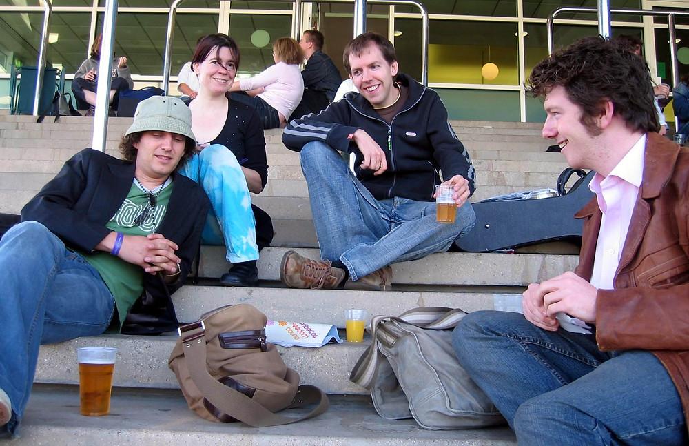 Greenbelt Festival 2004