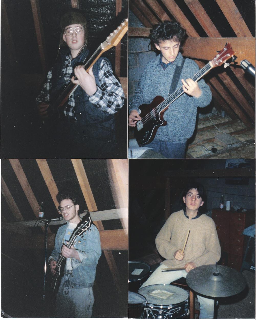 Tertium Squid 1988