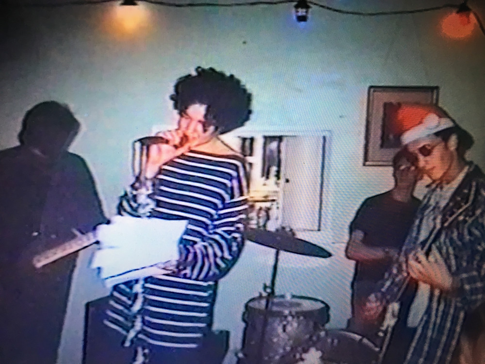 Uncle Bob's Plaster, New Year's Eve 1991 - the best gig of my life!