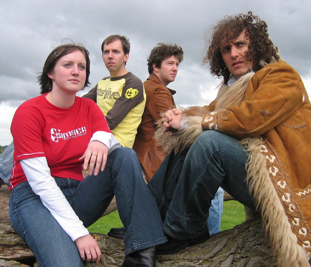 She's Not All That E.P. promotional shot 2005 (Photography by Nick Gypps)