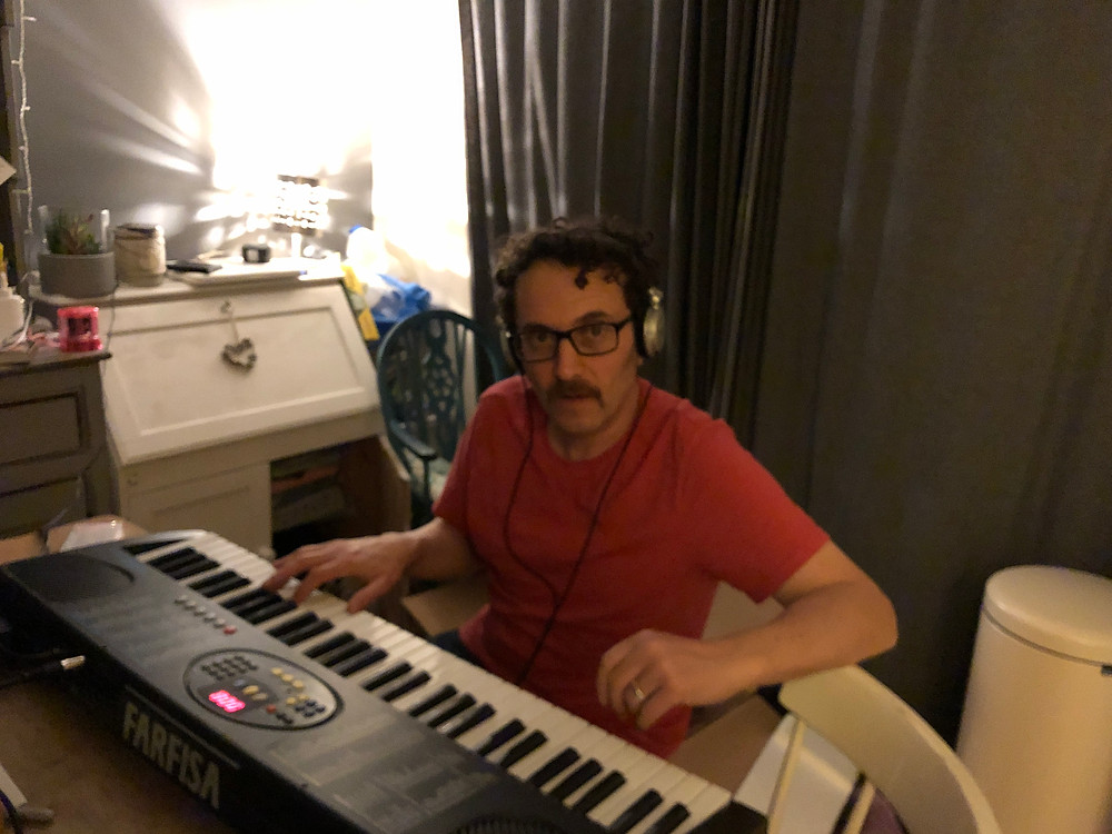 Farfisa and 'tache