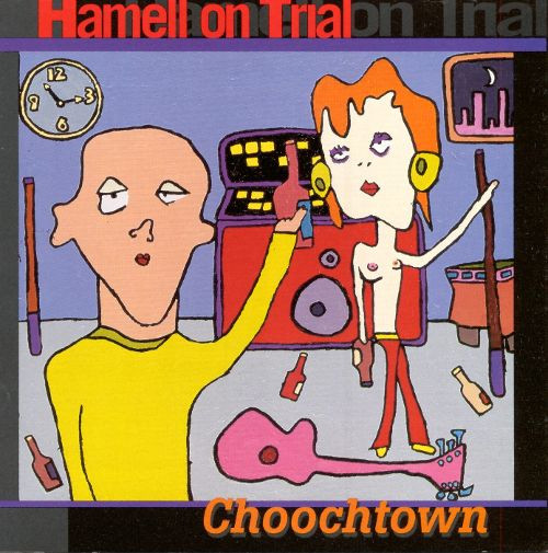 Hamell On Trial Choochtown 1999. Evangeline/Such A Punch Records