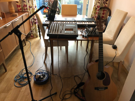 New song recorded on a Tascam 424: 'Know'