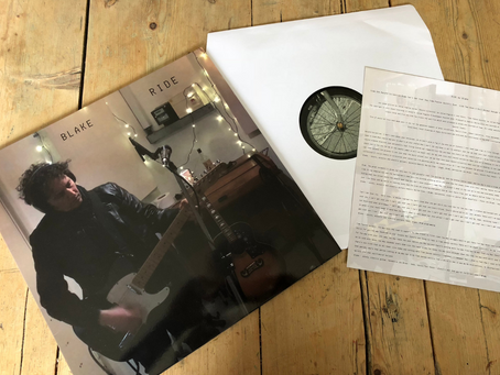 New LP RIDE released today!