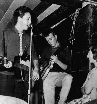John and Paul at The Casbah