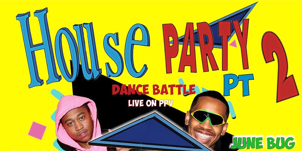 House Party Dance Battle Pt.2