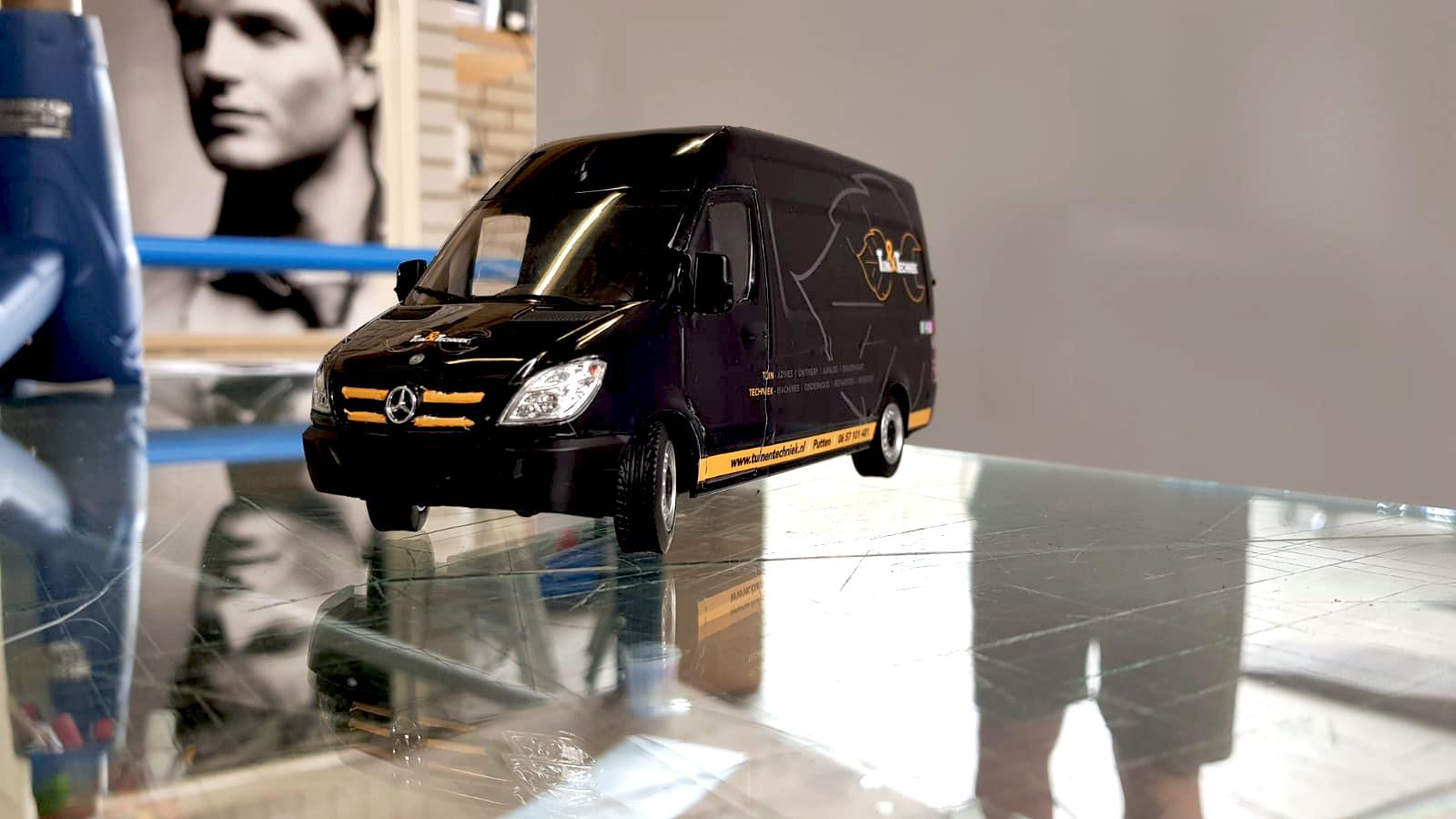 Mini autobelettering
