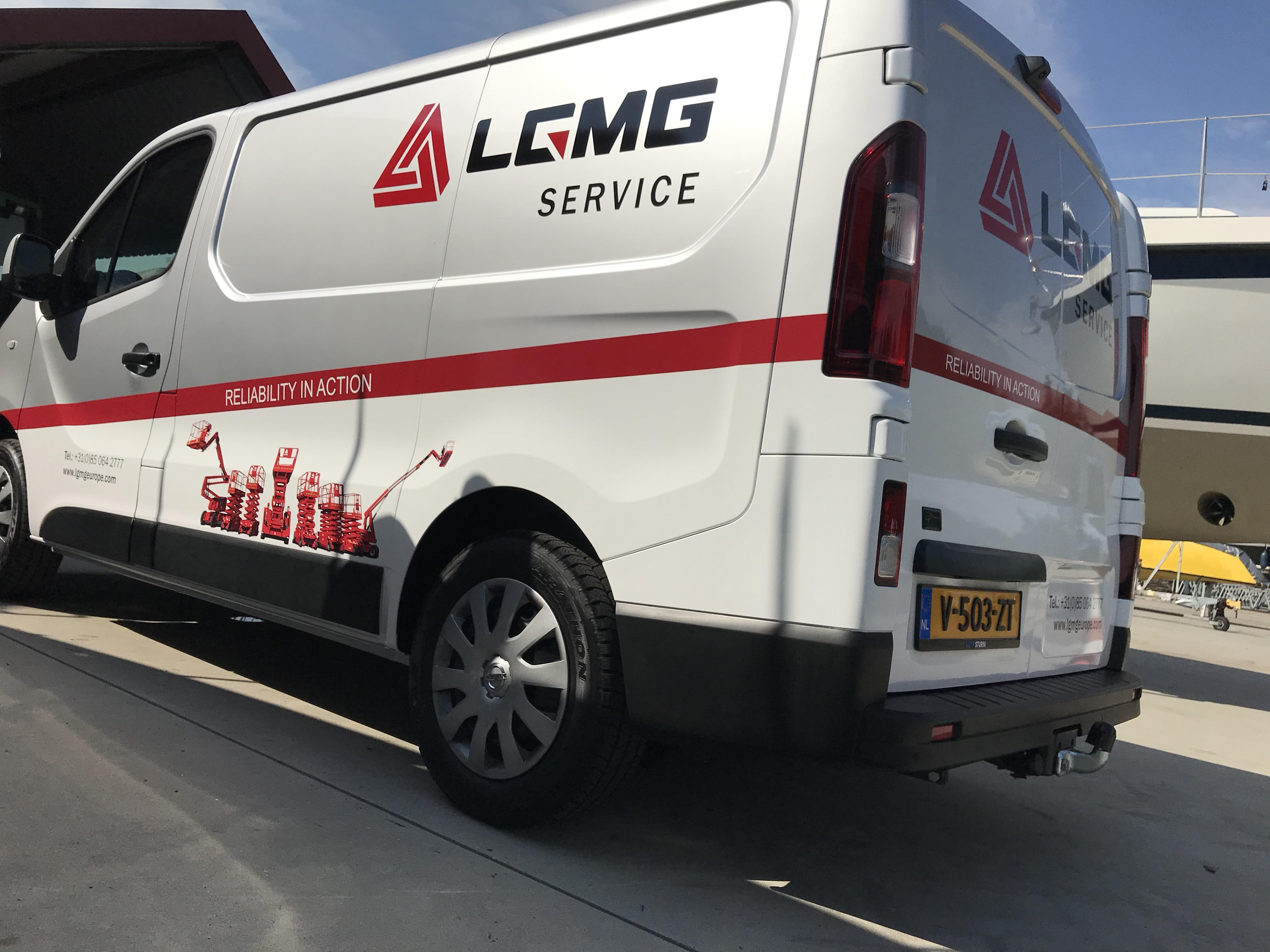 Servicebus LGMG