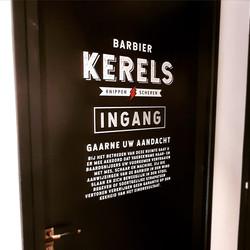 Deur Kerels Barbershop