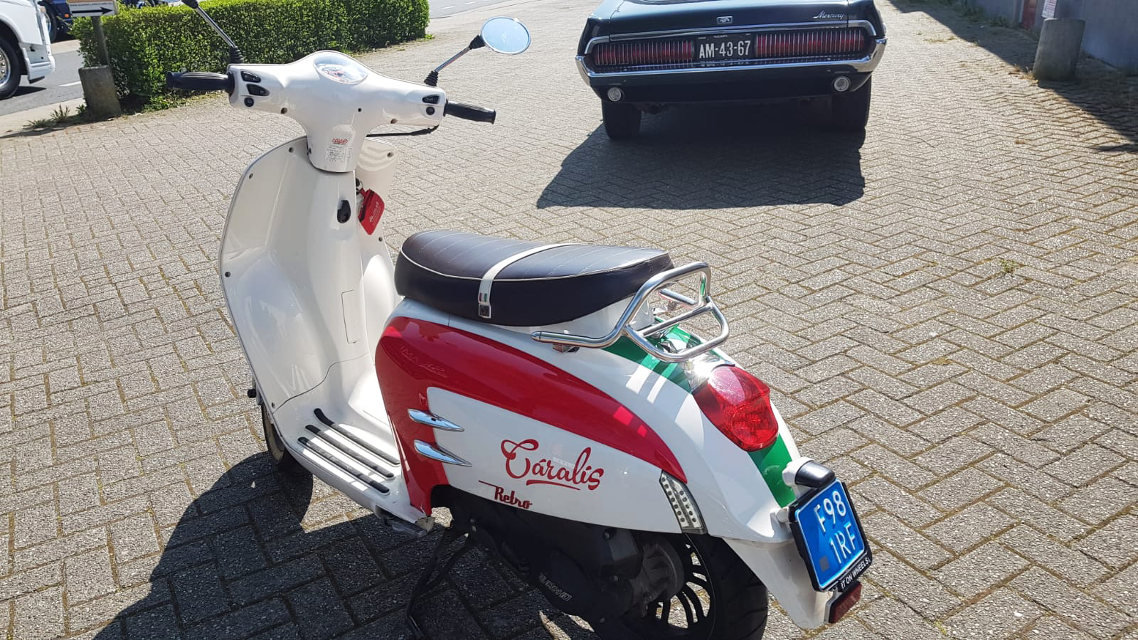 Scooter Caralis