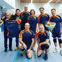 Don Design volleybal-team