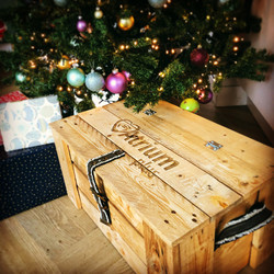 Kist kerstpakket Atrium plus